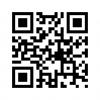 código QR para subscrição da Newsletter da Biblioteca