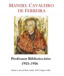 Prof. Doutor Manuel Cavaleiro de Ferreira 1955-1956