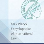 Max Planck Encyclopedia of Public Iternational Law