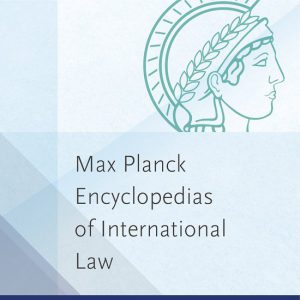 Max Planck Encyclopedia of Public Iternational Law